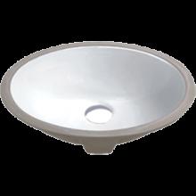 Oval Acorn Sink